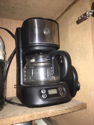 Coffee maker for Sale in Grant, CO