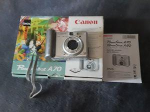 Canon digital camera for Sale in Wichita, KS