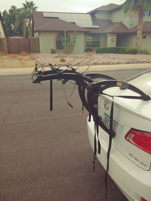 Bike Rack for Car for Sale in Phoenix, AZ