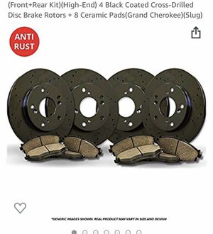 Parts for 2000 Jeep Grand Cherokee (brakes) for Sale in Denver, CO
