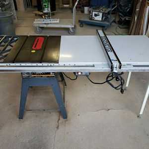 "Craftsman Table Saw 3hp Contractor Series 10"" Belt Drive 110v for Sale in Fort Lauderdale, FL"