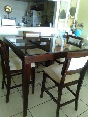 Comedor 4 sillas for Sale in Miami, FL