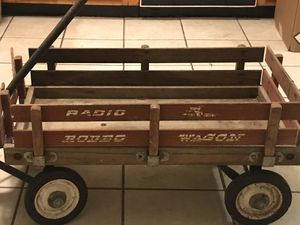 Original Radio Flyer Rodeo Wagon for Sale in St. Louis, MO
