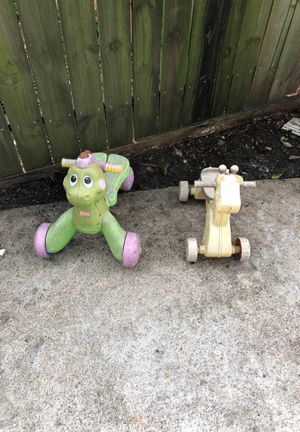 Kids riding toys for Sale in Houston, TX