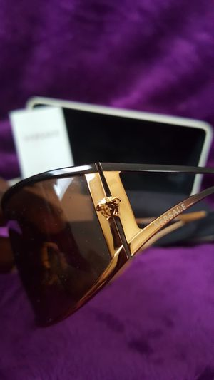 Versace Sunglasses With Versace Case! OR BEST OFFER! for Sale in Frederick, MD