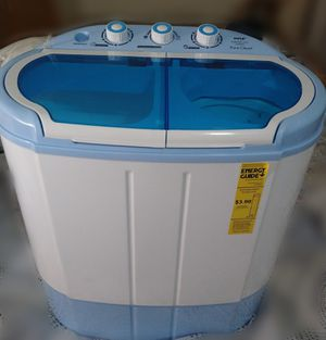 Pyle brand Pure Clean Portable Washer/Dryer combo for Sale in Fresno, CA