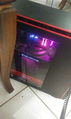 Gaming PC set up for Sale in West Palm Beach, FL
