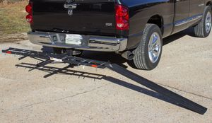 dirt bike hitch hauler for Sale in Sandy, UT