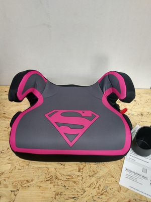 Kids embrace DC comics Supergirl booster seat for Sale in Murray, UT