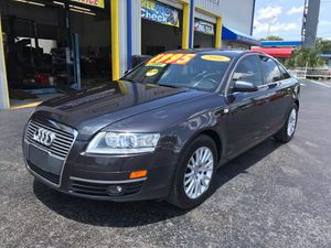 2006 Audi A6 for Sale in Tampa, FL