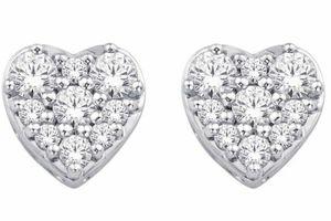 10kt Gold 0.50Ct Diamond Ear Ring for Sale in Tucker, GA