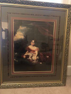 Framed Print for Sale in Deatsville, AL