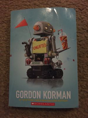 Book( Gordon Corman(ungifted)book) for Sale in Saranac, NY