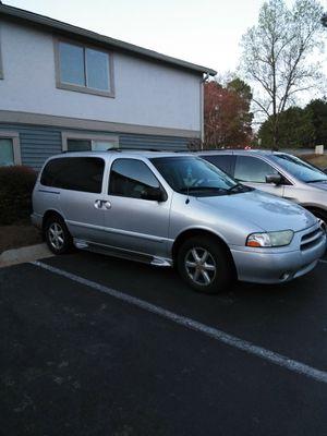 2002 Nissan Quest Minivan for Sale in Norcross, GA
