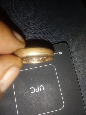Wedding ring 14k gold for Sale in Detroit, MI