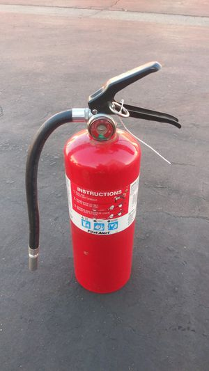 Full 5 # Fire Extinguisher for Sale in Orange, CA