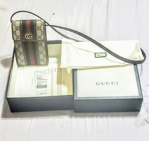 Gucci Men Ophidia GG Mini Bag/Wallet for Sale in Garden Grove, CA