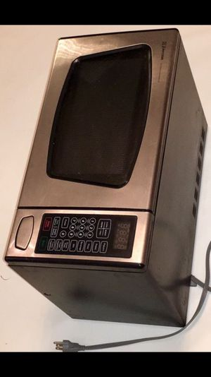 Emerson Microwave - Stainless Steel for Sale in Miami, FL
