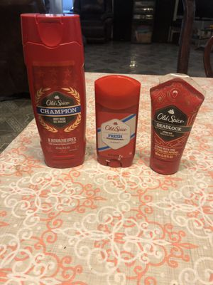 Old spice set for Sale in Perris, CA