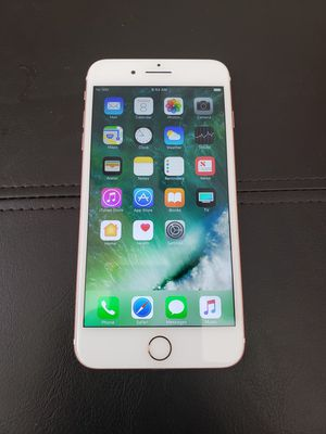 iPhone 7 plus 32gb unlocked for Sale in Lithonia, GA