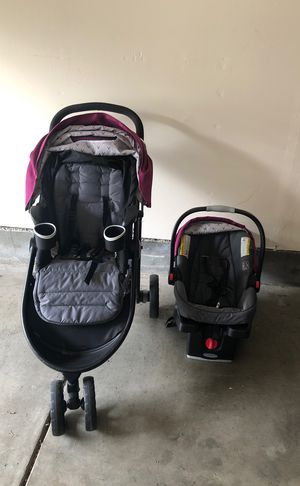 Graco stroller and car seat for Sale in South San Francisco, CA