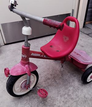 Radio Flyer Tricycle for Sale in Fresno, CA