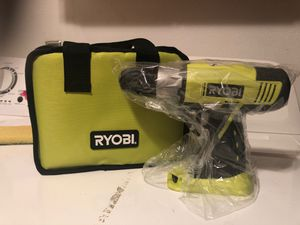 Ryobi Drill 18V for Sale in San Antonio, TX