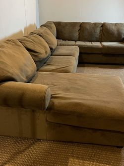Large Sectional Couch Sofa *Free Delivery* for Sale in Cherry Hill,  NJ
