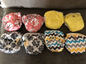 Lil Joey newborn cloth diapers for Sale in Montclair, CA