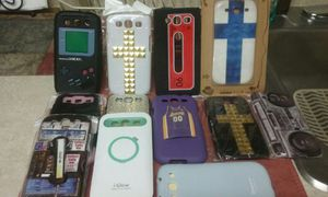 Samsung Galaxy S3 cell phone case (lot) for Sale in Maplewood, MO