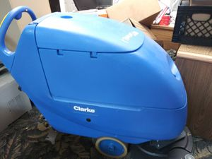 Floor Scrubber like new for Sale in Plant City, FL