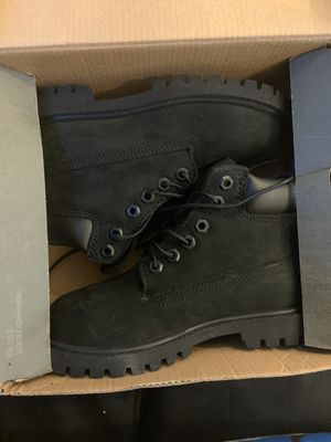 Black kids Timberlands for Sale in Raleigh, NC