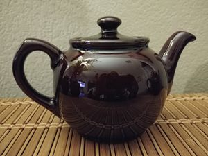 Ceramic Teapot_New Brown for Sale in Tucson, AZ