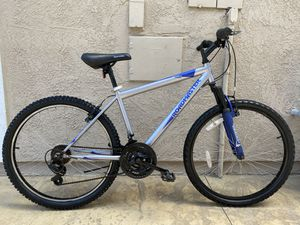 Roadmaster Granite Peak 18 speed mountain bike mtb downhill shimano clean for Sale in Yorba Linda, CA
