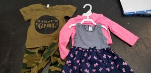 18 months baby girl clothes for Sale in Escondido, CA
