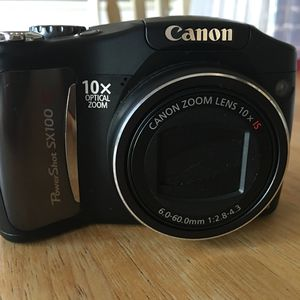Canon Power Shot SX 100 Camera for Sale in Palm Valley, TX
