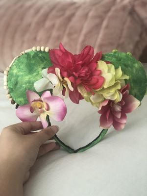 Custom Moana Disney Ears for Sale in Zion, IL