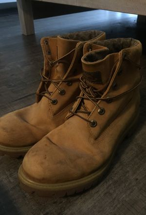 Timberland barely worn boots - 10.5 for Sale in Philadelphia, PA