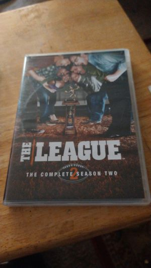 The League Season Two DVD Set for Sale in Chula Vista, CA