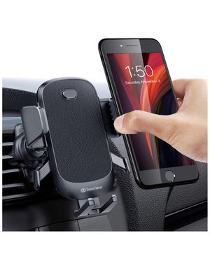 Universal Car Vent Phone Mount [One Touch Auto Grip] Upgraded Cell Phone Holder for Car Ultra Stable Easy Vent Mount for iPhone 11 Pro X SE 2020 Sams for Sale in Orange, CA