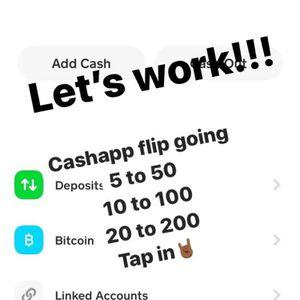 Cashapp Flip for Sale in Atlanta, GA