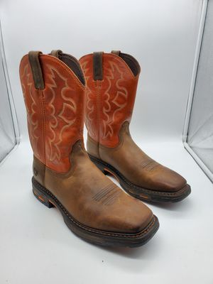 Men's Ariat Work Boots Size 10.5 D for Sale in Pico Rivera, CA