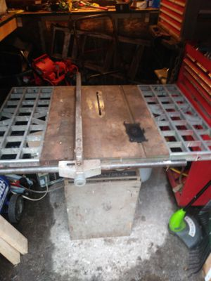 Table saw for Sale in Highland Park, MI