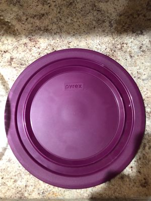 """PYREX BOL 11"""" D. WITH LID for Sale in Fort Lauderdale, FL"""