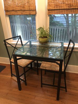 IKEA Granas dining table and chairs for Sale in Seattle, WA