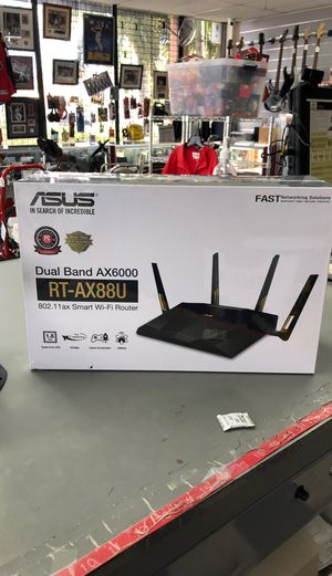 ASUS Dual band WiFi router for Sale in Margate, FL
