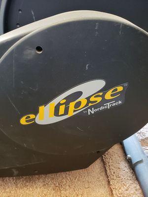 NordicTrack e7 Ellipse elliptical for Sale in Surprise, AZ