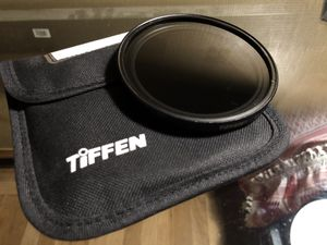 82mm Tiffen Variable ND Filter for Sale in Pleasanton, CA
