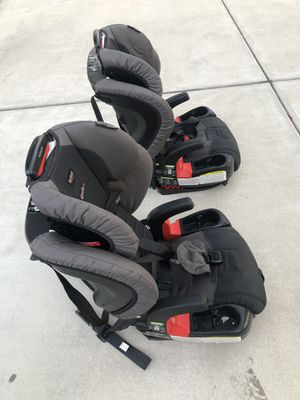 Britax Car Seat $125 for 1 or $200 for 2 for Sale in Temecula, CA