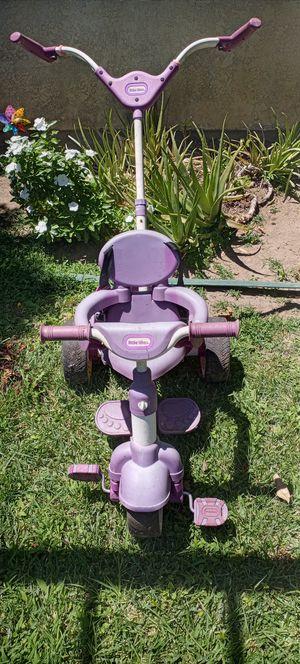 Free kids little tykes push bike for Sale in Montebello, CA